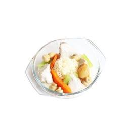Blanquette de veau aux légumes et riz Thaïlandais Cocotte