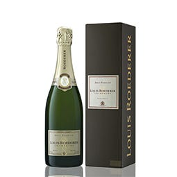 Champagne Roederer brut premier  en étui