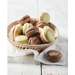 Coffret macarons 36 pièces