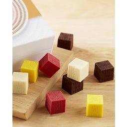 Coffret 9 cubes assortis