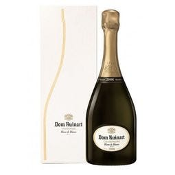 Champagne Dom Ruinart Blanc de Blanc 2006 coffret