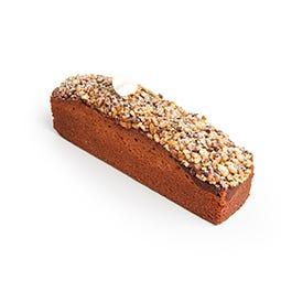 Finger cake chocolat vanille caramel