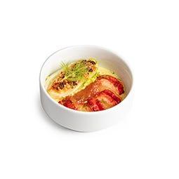 Fraîcheur de homard aux agrumes