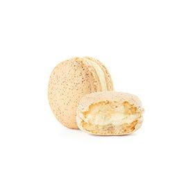 Macaron au jasmin
