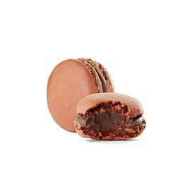 Macaron ganache chocolat 3 origines
