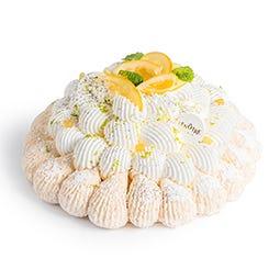 Pavlova Citron Menthe Gingembre taille unique
