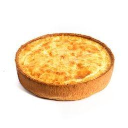 Quiche tout fromage à la part