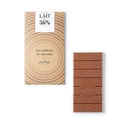Tablette chocolat au lait 80 g