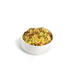 *Salade millet au citron et aux légumes  250 g