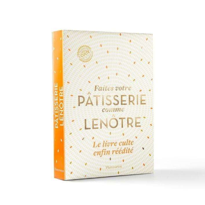 Livre recettes Lenôtre